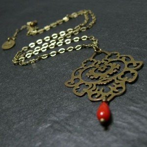 Collier Sharjah Corail